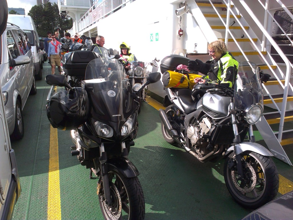 WILDIRISH Motorcycle Tours - Links - Shannon Ferry