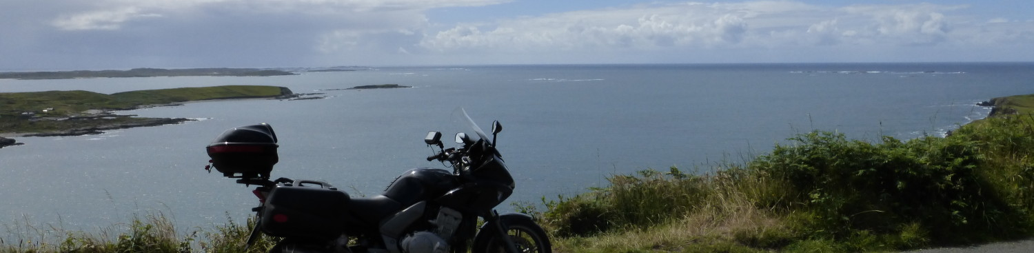 WILDIRISH Motorcycle Tours